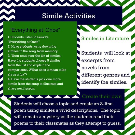 Poetry | Smore Newsletters for Education