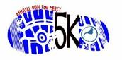 MERCY 5K - SATURDAY, MARCH 25, 2017