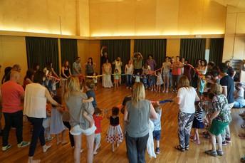 Sessió de música en família: El Trencanous