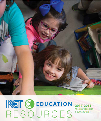 2017-18 KET Education Resources Book