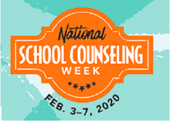 School Counseling Week: February 3rd-7th