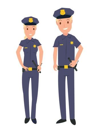 Welcome Back - Highland Park Police Department Visit