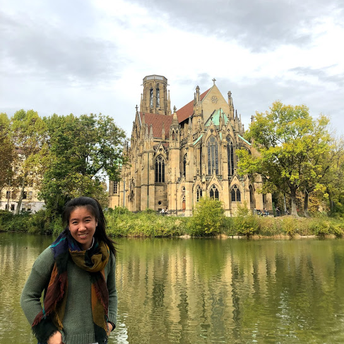 Nuo Ivy Chen, Fulbright Research Grant to Germany