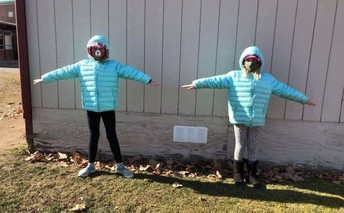 February saw Twin Day at Kenroy!