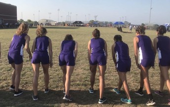 Cross Country Competes at Commerce