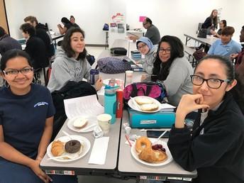 Senior Breakfast