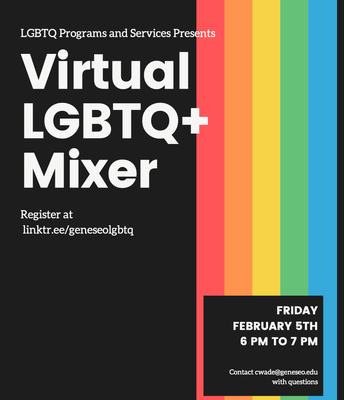 LGBTQ+ Mixer