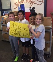 Chisholm Ridge Elementary Book Drive!