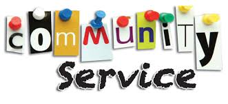 Community Service Requirement for Juniors