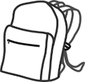 Student Belonging Pickup the Week of May 26th