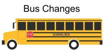 Bus Change Request Procedures