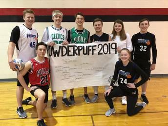 Powderpuff Volleyball Champs!
