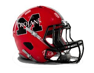 Trojan football will host the 1st round of AHSAA playoffs Nov. 8