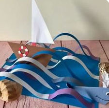 Paper Sculpture!