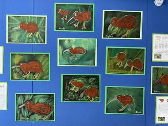 Junior school - amazing art!