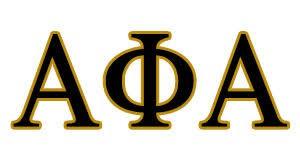 Eta Lambda Chapter of Alpha Phi Alpha Fraternity