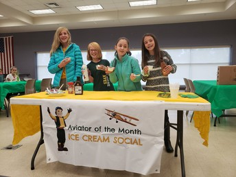 Aviators of the Month