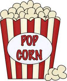 Popcorn Friday is coming up!