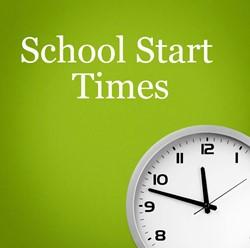 2019-2020 School Start Times