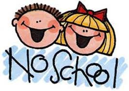 MEA~No School October 16, 17, 18