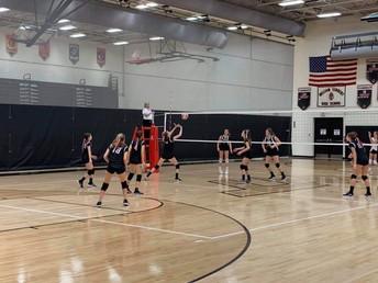 Log/Klinger Volleyball