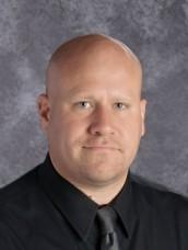 Assistant Principal of School Culture Scott Hawley