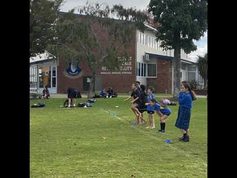 AFL after school session