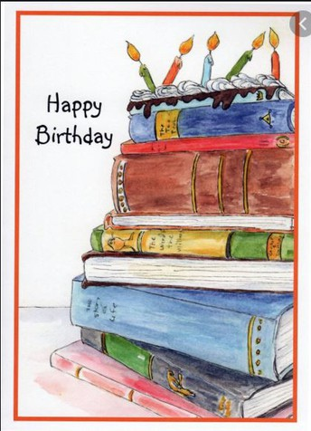 Birthday Book Image