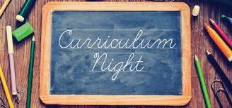 Upcoming Curriculum Nights for Hybrid Students- NEW LINKS!
