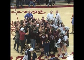Cougar Fan Celebration