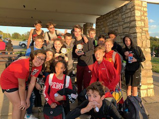Cross Country League Champs