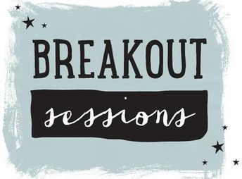 See below for links to the presentations from the break-outs