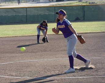 Swingin' with Softball