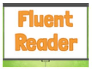 Fluent Reader (Beginning in Kindergarten literacy content.)