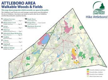 Take a Walk with Attleboro Land Trust