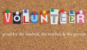 Want to be a Chaperone or a Volunteer?