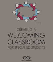 Creating a Welcoming Classroom for Students with Special Needs