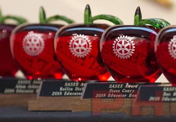 Photo of apple awards