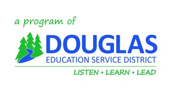 This image is the logo for Douglas ESD. Click the picture to be directed to the douglas ESD's website.