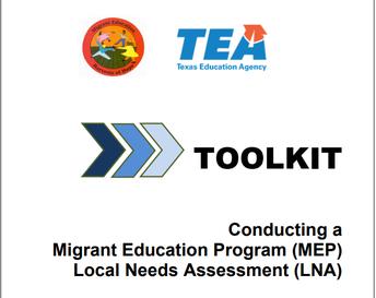 Local Needs Assessment (LNA)