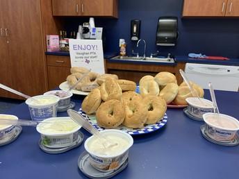 Staff Breakfast