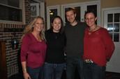 Judi, Melissa, David, AnnLee