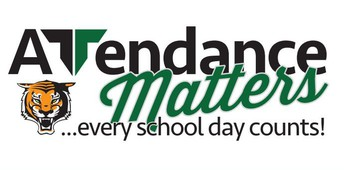 Picture of visual - Attendance Matters...every school day counts?