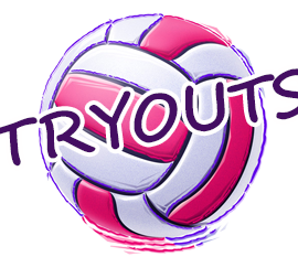 Boys Volleyball Tryouts Reminder