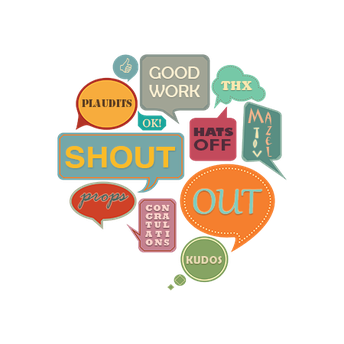 Check it out! Here are the latest 7-Habits Shout Outs