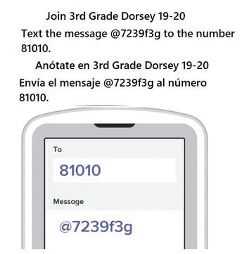 3rd grade/3er grado