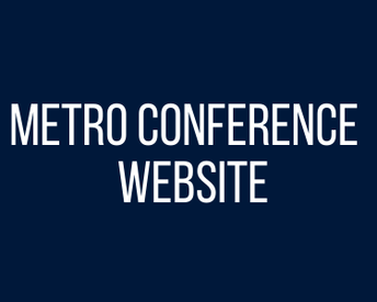 Metro Conference Website