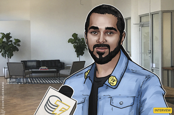EVAN LUTHRA INTERVIEW WITH COIN TELEGRAPH