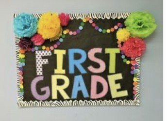 FIRST GRADE PARADE!  JOIN IN!  :)