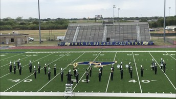 Marching Band earns 2!